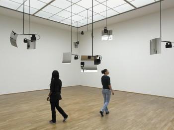 Florian Hecker, Event, Stream, Object, 2010. Credit: Axel Schneider.
